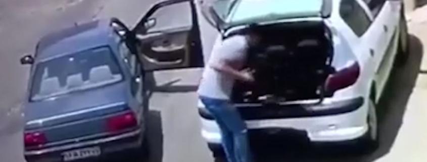 بعد از سرقت خودرو چه کار باید کرد؟!